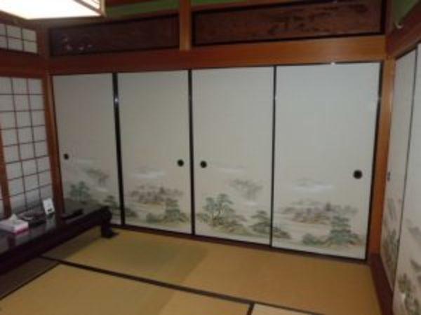 富田林市 リフォーム・内装工事・畳・襖・障子張替え(S様邸) のサムネイル